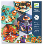 Load image into Gallery viewer, Flexmonsters Origami Set by Djeco - Wanderlustre