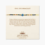 Load image into Gallery viewer, Cast Of Stones Evil Eye Bracelets