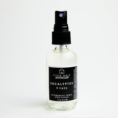 Eucalyptus + Yuzu Aftershave Tonic
