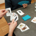 Load image into Gallery viewer, 3D Dogs Playing Cards