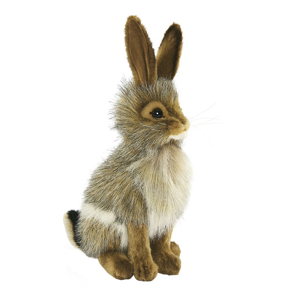 Rabbit, Blacktail Medium by Hansa Toys
