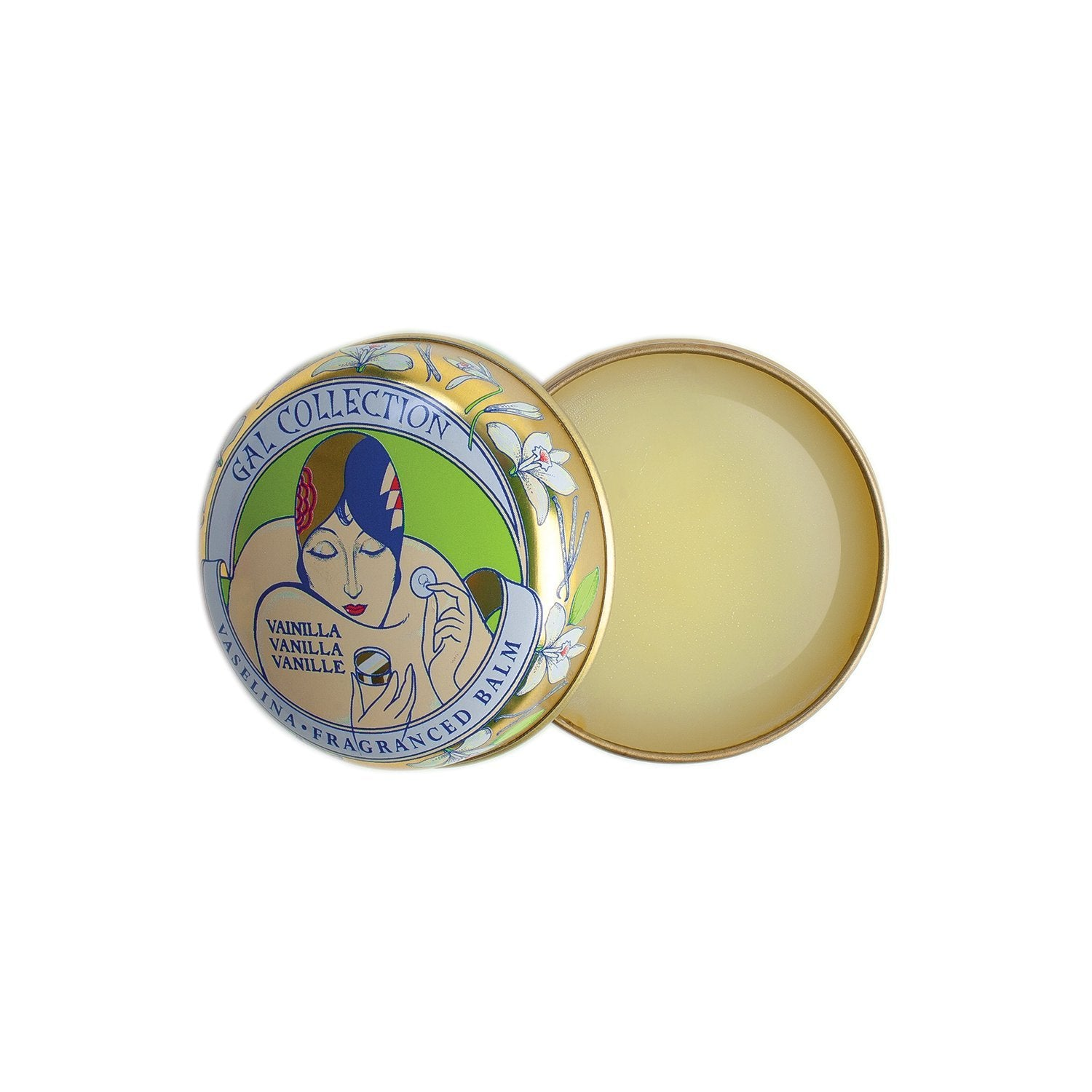 Gal Collection Classic Vanilla Lip Balm - Wanderlustre