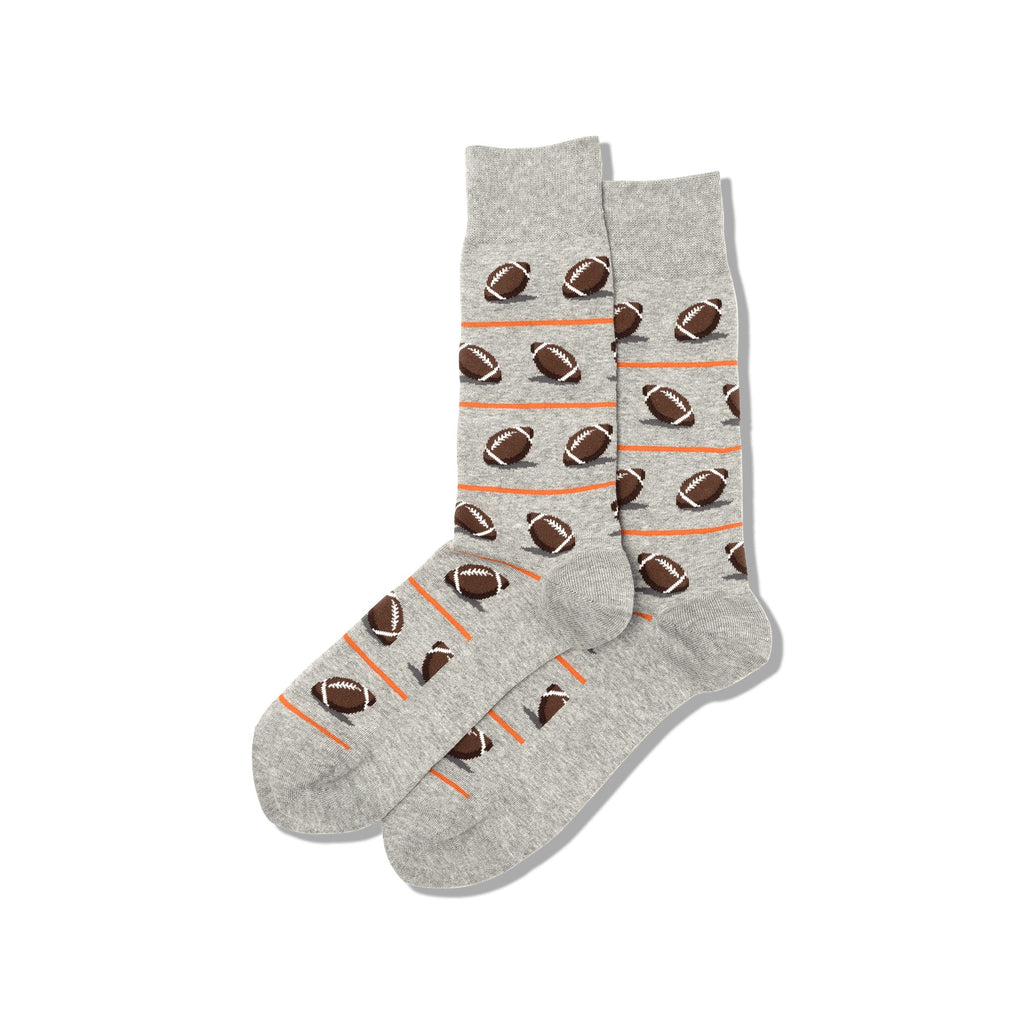 Men's Football Crew Socks - Wanderlustre