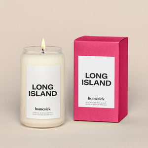 Homesick Long Island Candle