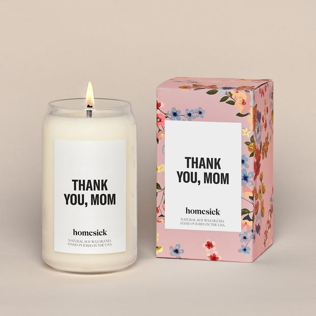 Homesick Thank You, Mom Candle