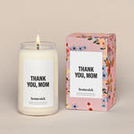 Load image into Gallery viewer, Homesick Thank You, Mom Candle