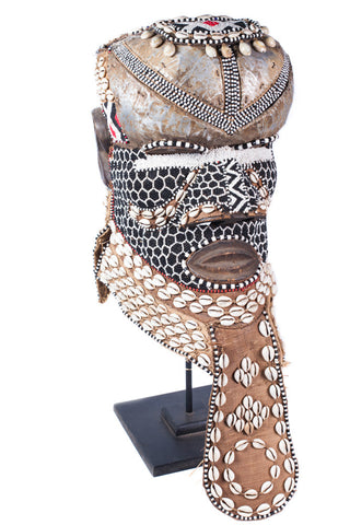 Kuba Royal Mask Mounted