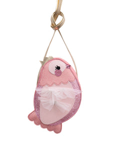 Bird Princess Shoulder Bag - Wanderlustre