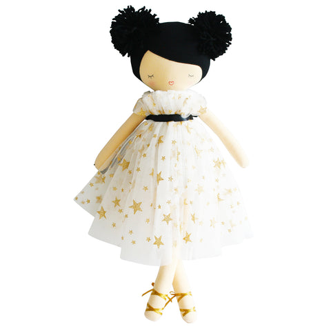 Iris Pom Pom Doll Gold Star