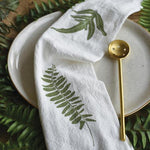 Load image into Gallery viewer, Wild Fern Napkins (set of 4) - Wanderlustre