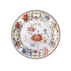 Chinese Ceramic Paper Salad and Dessert Plates in White (pack of 8)