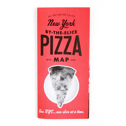 New York Pizza Map