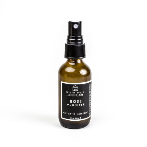 Rose + Juniper Aromatic Hair Mist