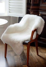 Load image into Gallery viewer, Faux Fur Chair Covers - Wanderlustre