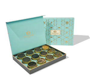 Bloom Tea Gift Set (12 tin caddy set)