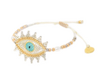 Load image into Gallery viewer, Mishky Evil Eye Bracelet