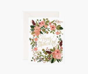 Garden Party Mother's Day Card
