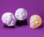 Load image into Gallery viewer, Day of the Dead Skulls Lights - Wanderlustre