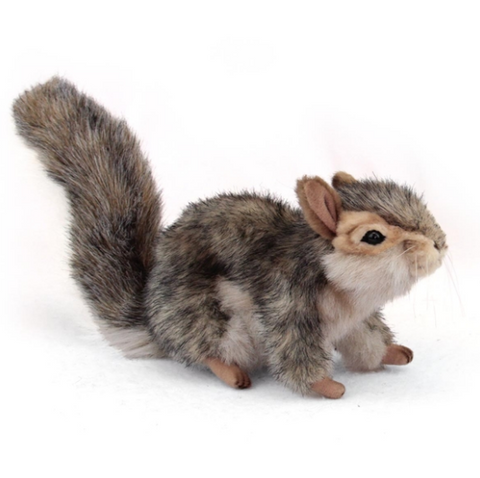 Gray Squirrel by Hansa Toys