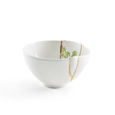 Seletti Hybrid Small Porcelain Bowl