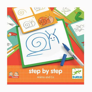 Step by Step Animo and Co by Djeco - Wanderlustre