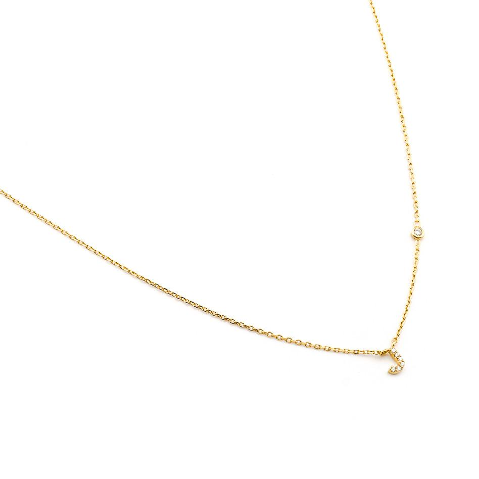 TAI Initial Necklace - Wanderlustre