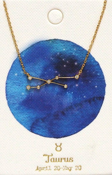 Zodiac Necklaces by Tai
