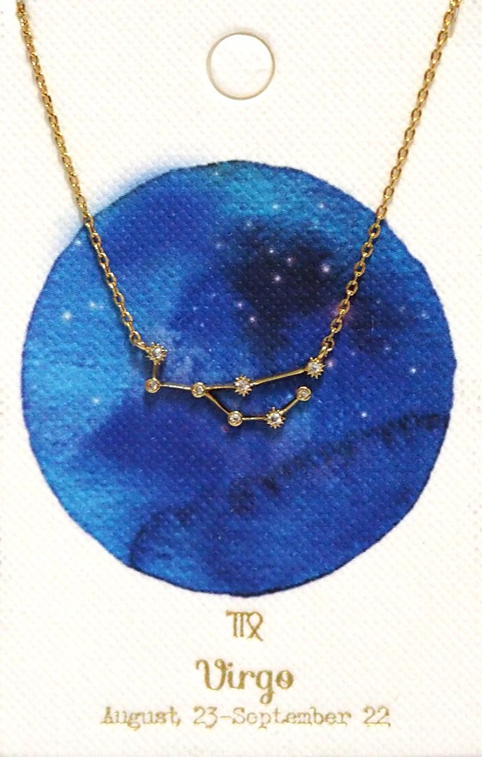Zodiac Constellation Necklaces by TAI - Wanderlustre