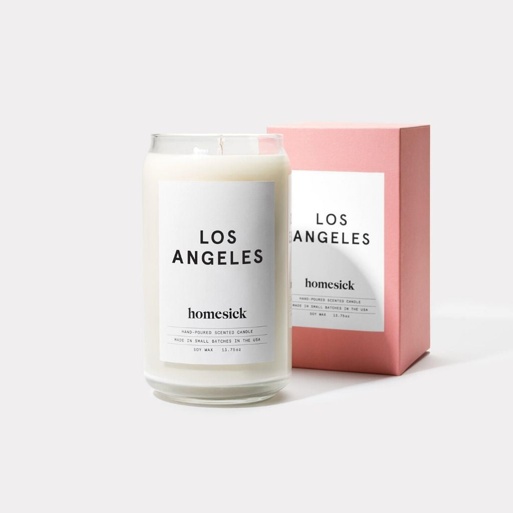 Homesick Los Angeles Candle - Wanderlustre