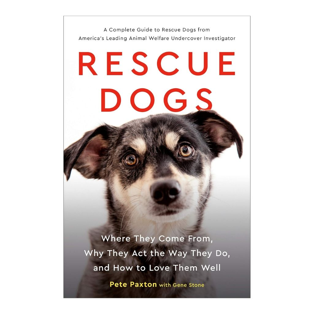 Rescue Dogs: Where They Come From, Why They Act the Way They Do, and How to Love Them Well - Wanderlustre