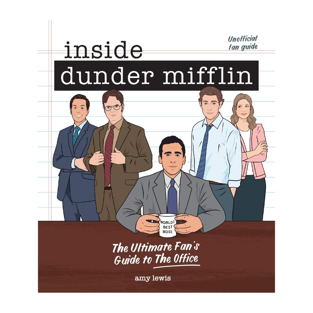 Inside Dunder Mifflin: The Ultimate Fan's Guide to The Office - Wanderlustre