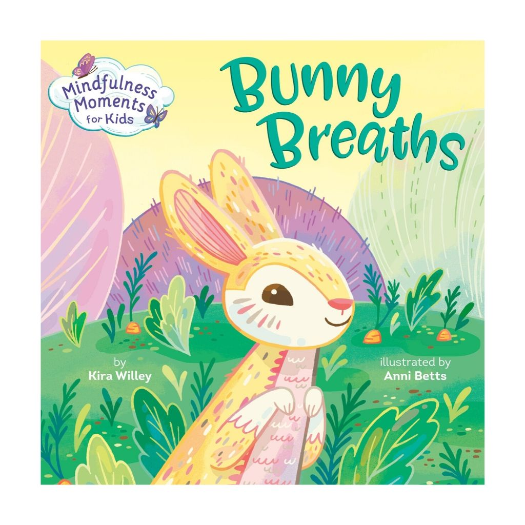 Mindfulness Moments for Kids: Bunny Breaths - Wanderlustre