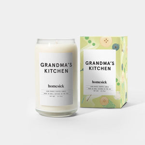 Homesick Grandma's Kitchen Candle - Wanderlustre