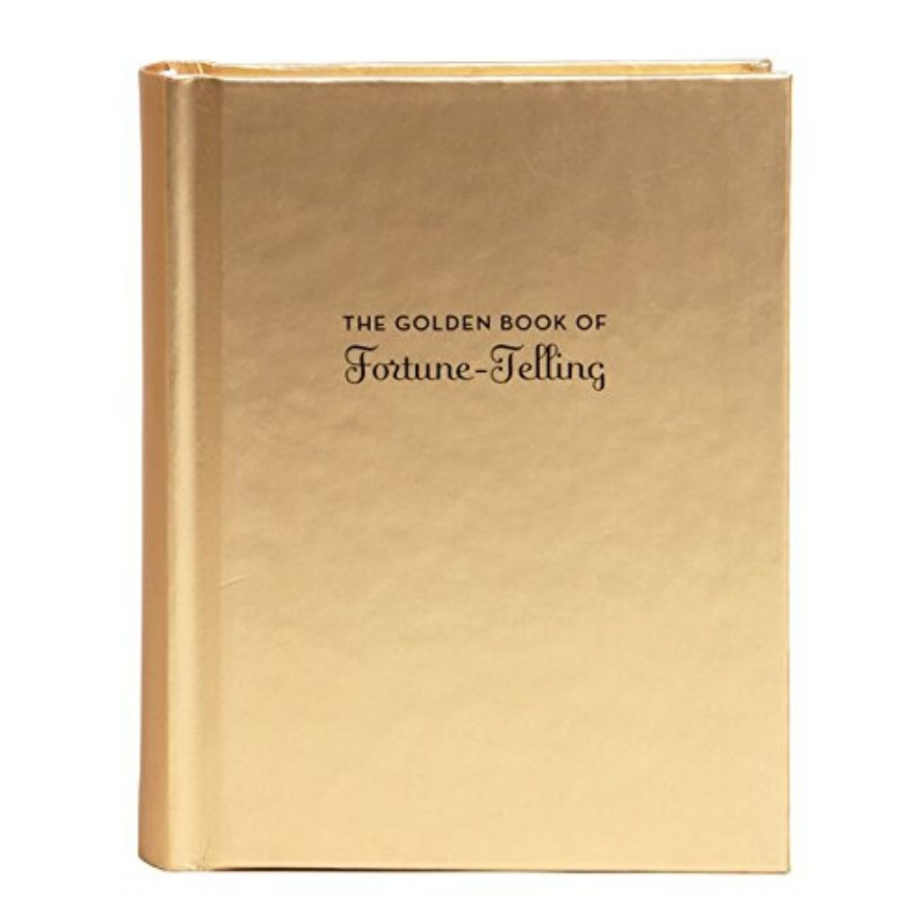 The Golden Book of Fortune-Telling - Wanderlustre