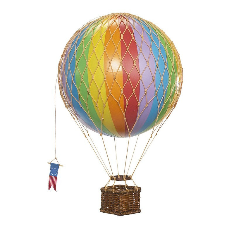 Hot Air Balloon Decorative Models - Wanderlustre