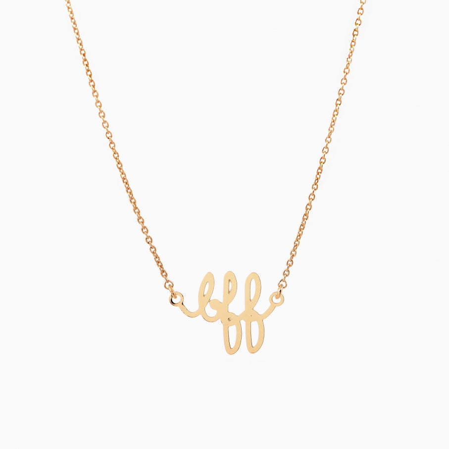 Titlee Paris BFF Necklace