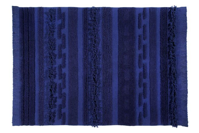 Air Washable Rug - Alaska Blue - Wanderlustre