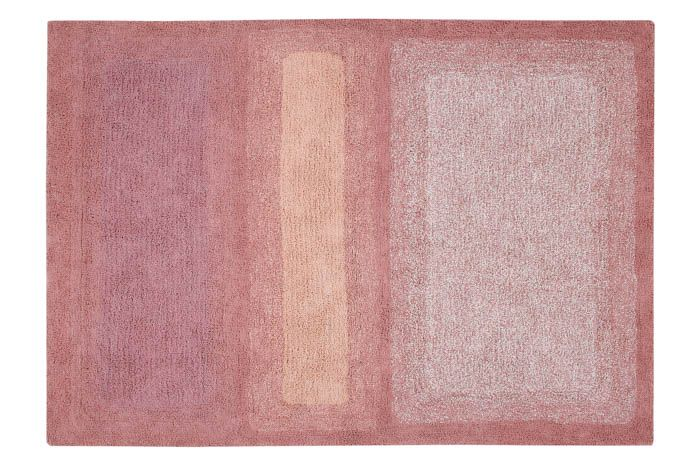 Water Washable Rug - Canyon Rose - Wanderlustre