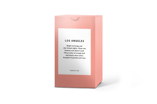 Homesick Candles - Los Angeles Candle