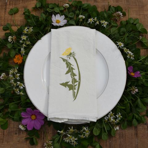 Wild Pretties Napkins (set of 4) - Wanderlustre