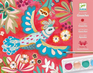 Melody Painting Set by Djeco