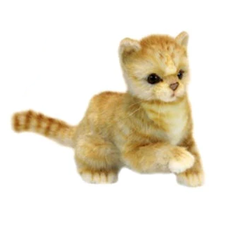 Ginger Kitty by Hansa Toys