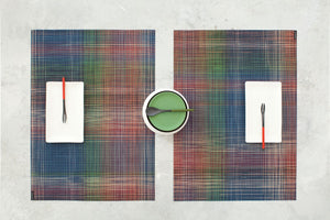 Plaid Rectangle Placemat