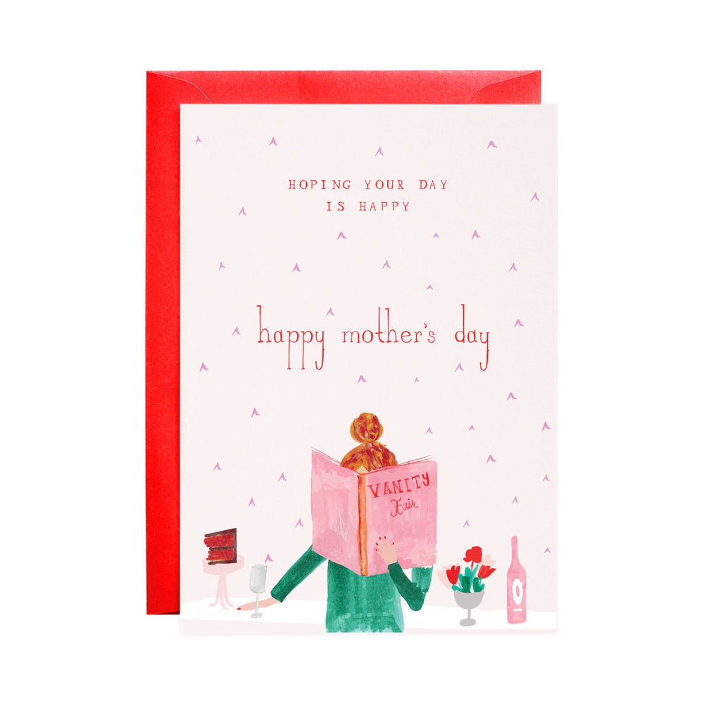 Happy Day Mother's Day Card