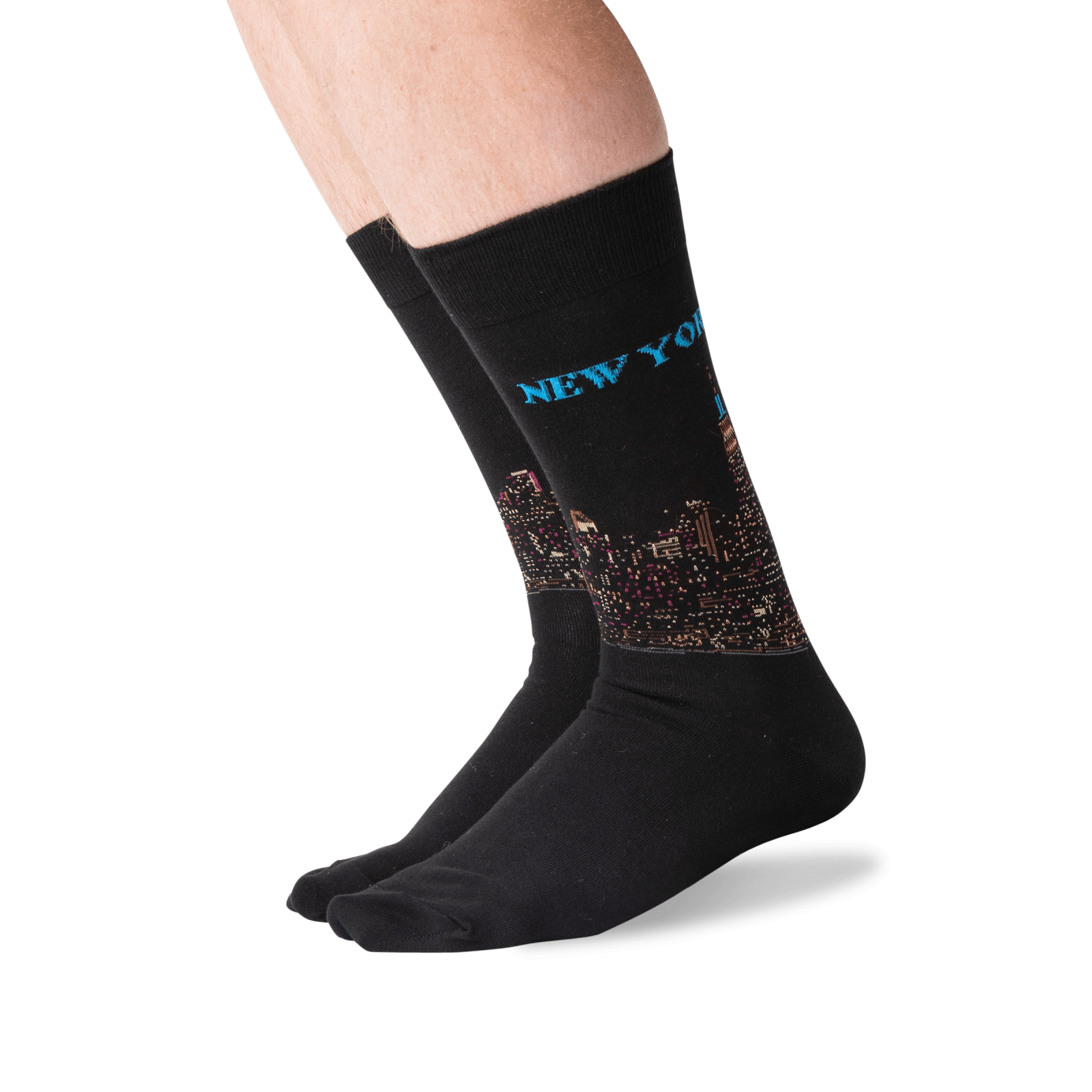 Men's New York Crew Socks - Wanderlustre