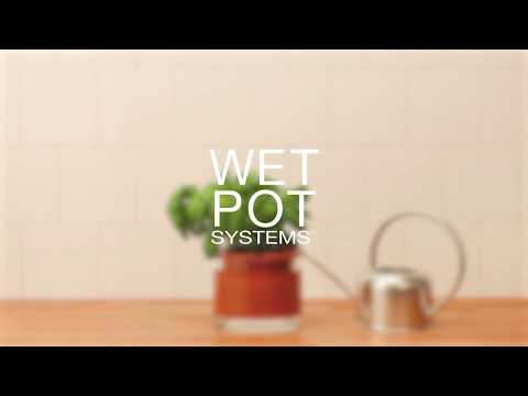 Wet Pot Systems Self-Watering Pots