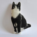 Load image into Gallery viewer, Broderpress Cat Pillows - Wanderlustre