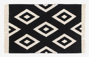 Diamond Washable Rug - Wanderlustre
