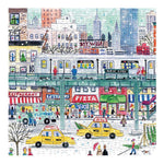 Load image into Gallery viewer, Michael Storrings New York City Subway 500-Piece Jigsaw Puzzle