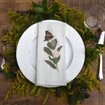 Load image into Gallery viewer, Monarch Napkins (set of 4) - Wanderlustre